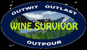 Wine Survivor Logo